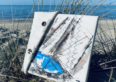 Segelmalerin – Jeannine Rafoth