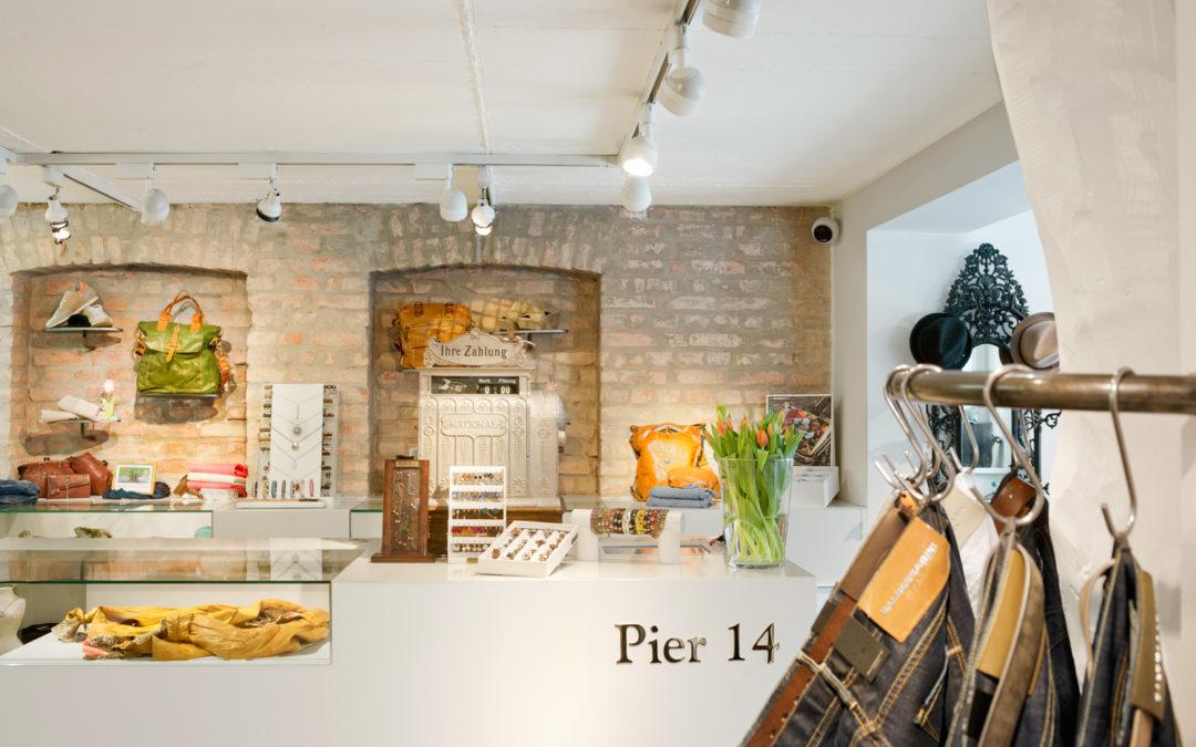 """Pier 14-Store """"Villa Magda"""""""